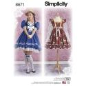 Wykrój Simplicity 8671