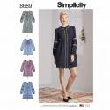 Wykrój Simplicity 8689