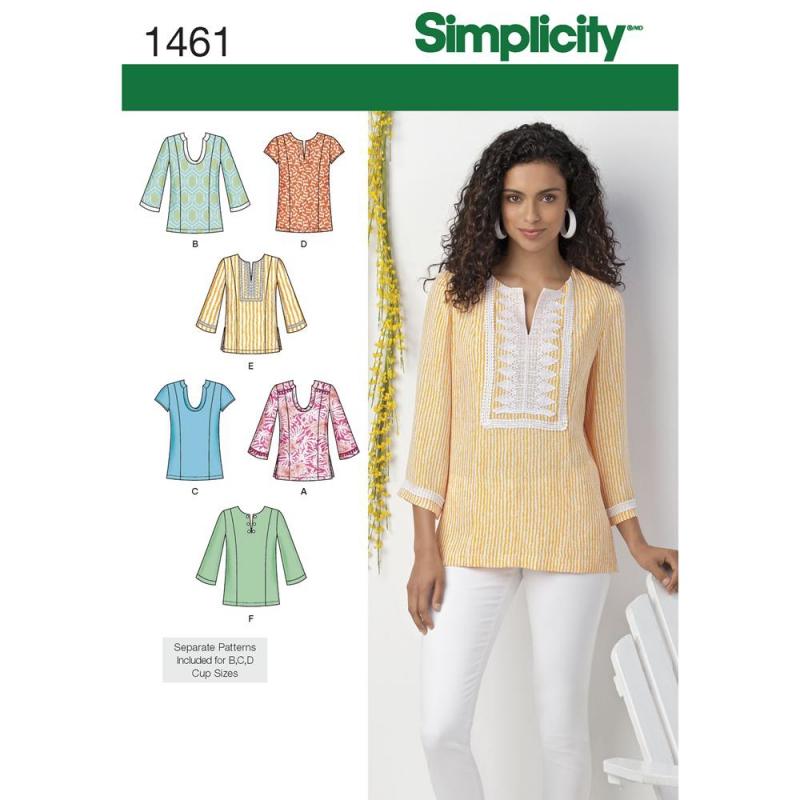 Wykrój Simplicity 1461