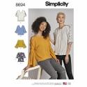 Wykrój Simplicity 8694