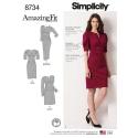 Wykrój Simplicity 8734