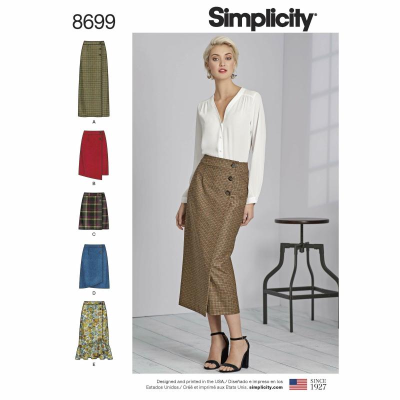Wykrój Simplicity 8699