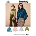 Wykrój Simplicity 8737