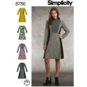 Wykrój Simplicity 8786