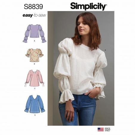 simplicity  s8839 e