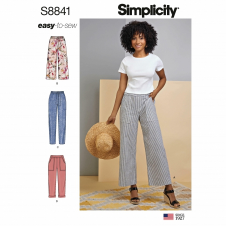 simplicity cargo pattern s8841 e