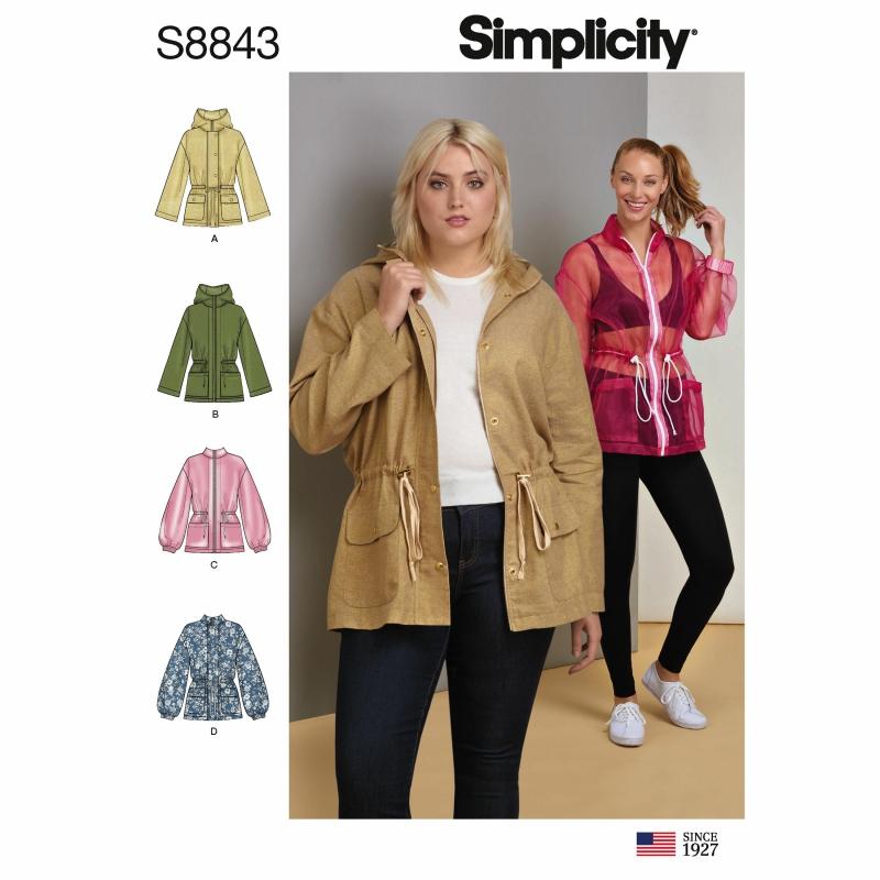 Wykrój Simplicity 8843