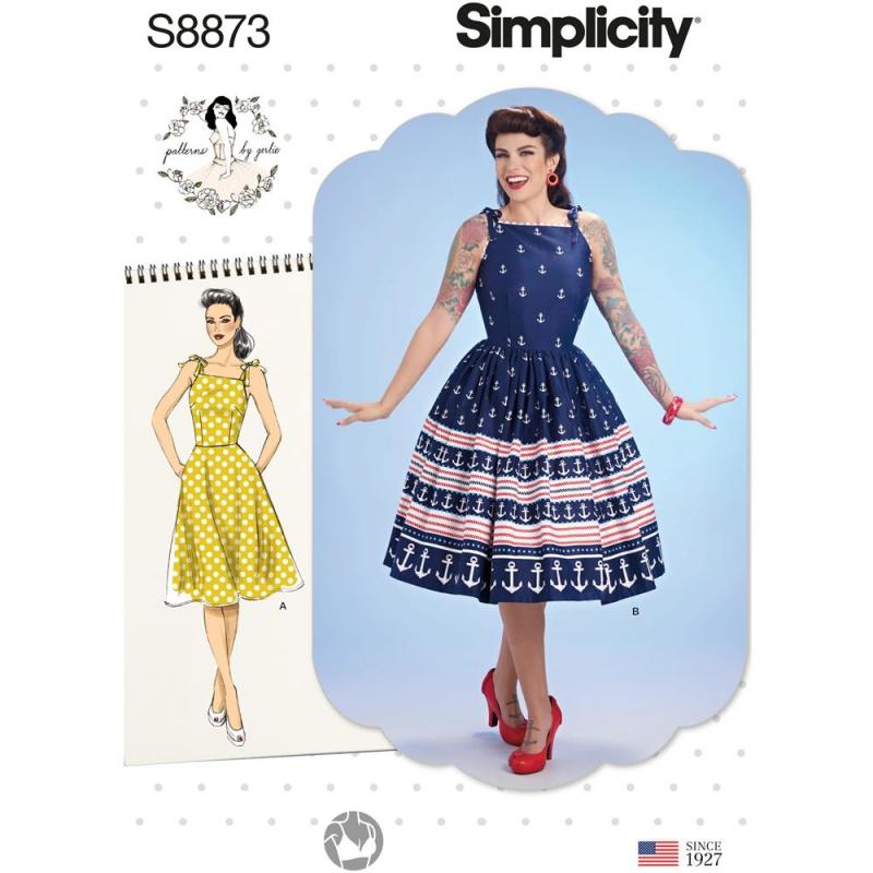 Wykrój Simplicity 8873