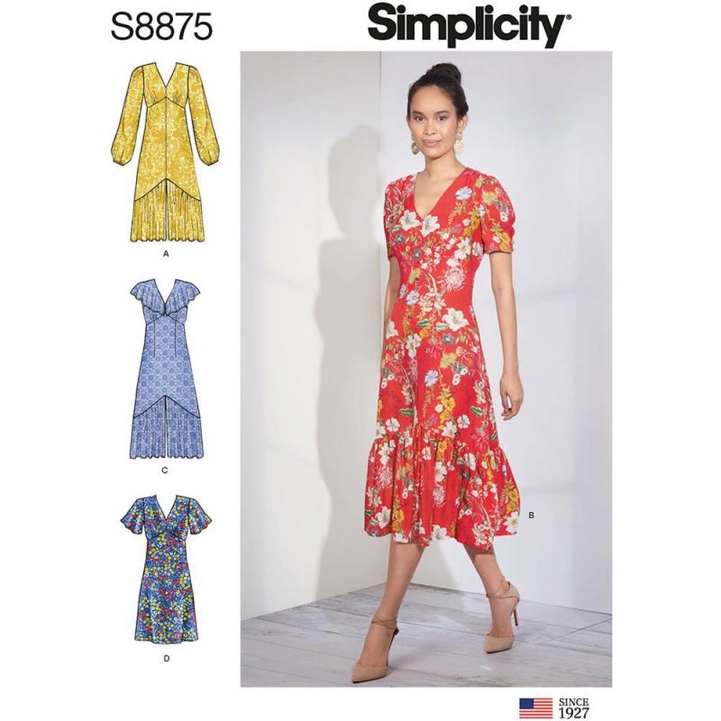 Wykrój Simplicity 8875