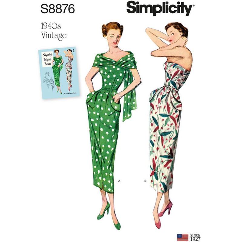 Wykrój Simplicity 8876