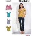 Wykrój Simplicity 8880