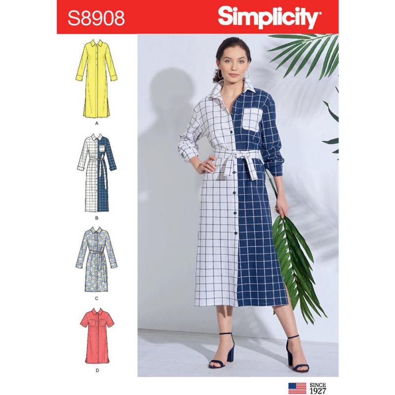 Wykrój Simplicity 8908