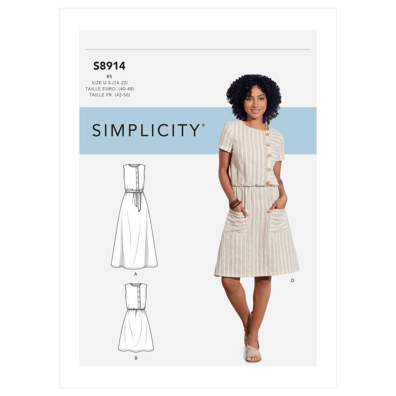 Wykrój Simplicity 8914