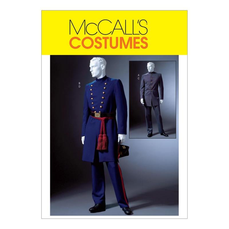 Wykrój McCall's M4745