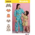 Wykrój Simplicity 8936