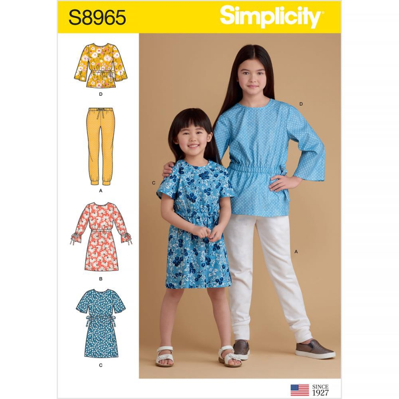 Wykrój Simplicity 8965