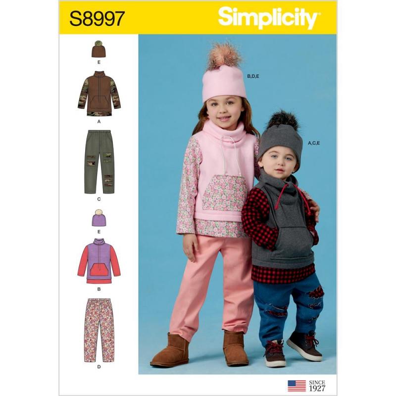 Wykrój Simplicity 8997