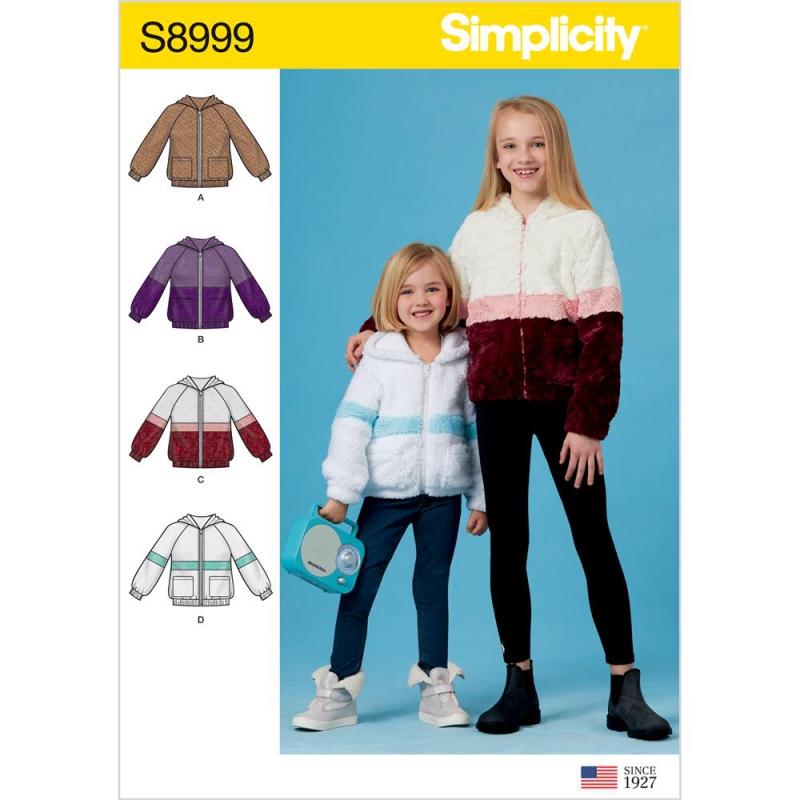 Wykrój Simplicity 8999