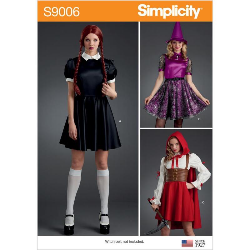 Wykrój Simplicity 9006