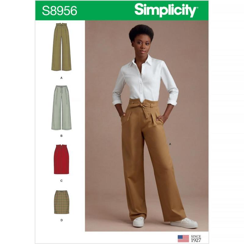 Wykrój Simplicity 8956