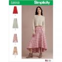 Wykrój Simplicity 8958