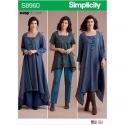 Wykrój Simplicity 8960