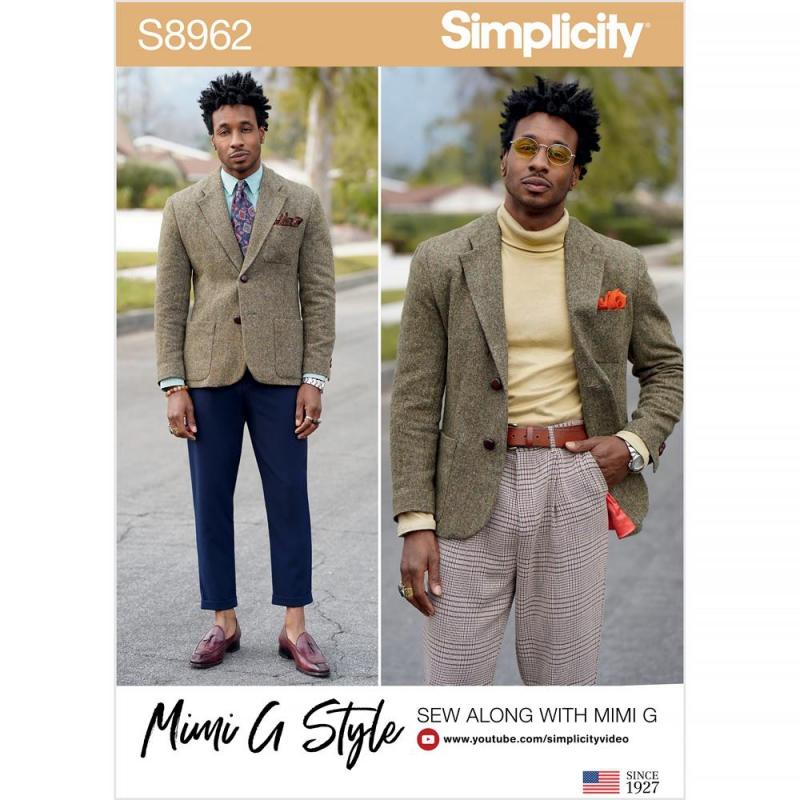 Wykrój Simplicity 8962