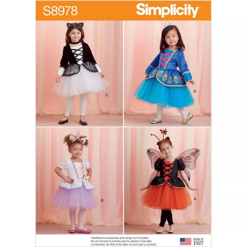 Wykrój Simplicity 8978
