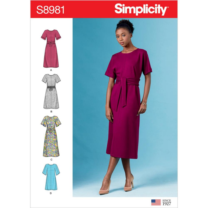 Wykrój Simplicity 8981