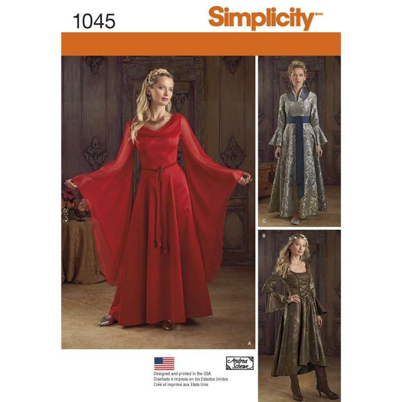 Wykrój Simplicity 1045