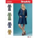 Wykrój Simplicity 8984