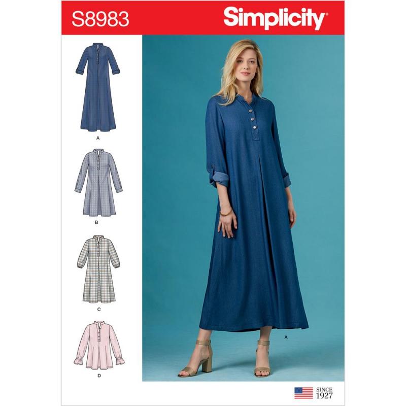 Wykrój Simplicity 8983