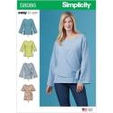 Wykrój Simplicity 8986