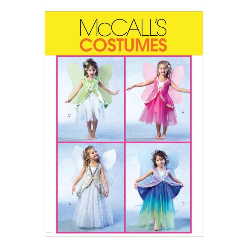 Wykrój McCall's M4887