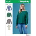 Wykrój Simplicity 8987