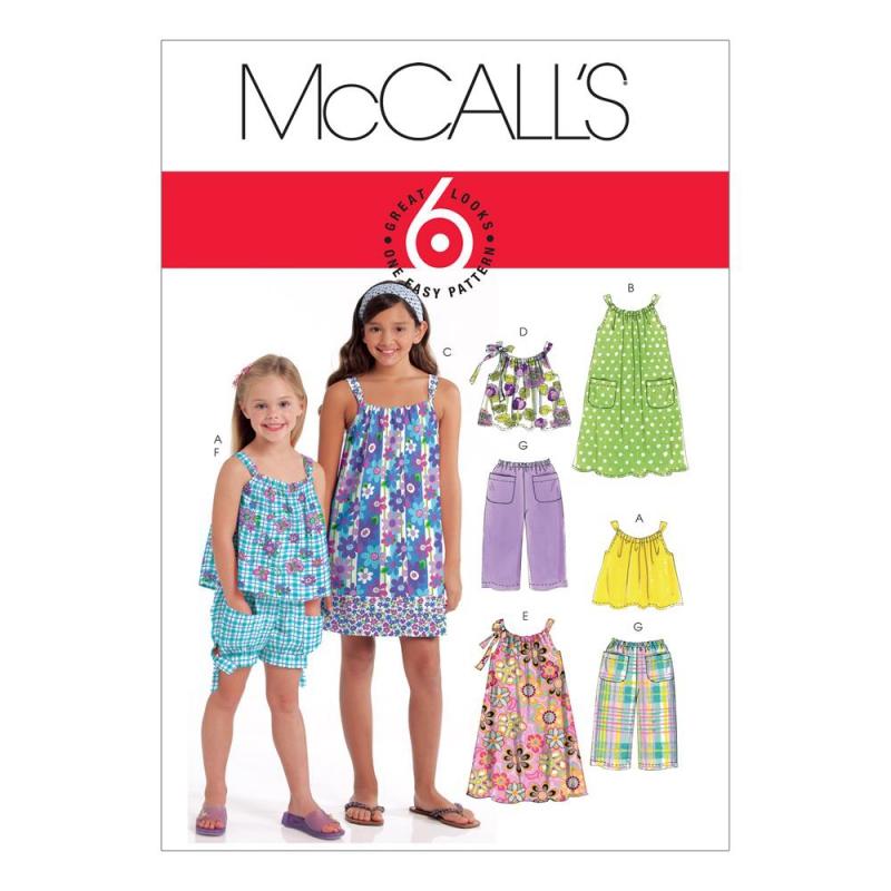 Wykrój McCall's M5797
