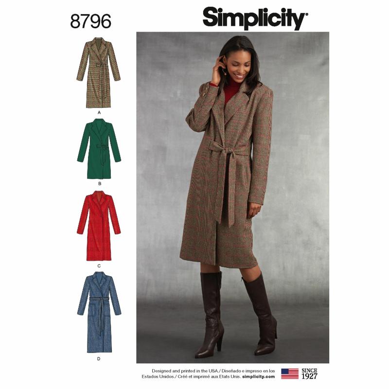 Wykrój Simplicity 8796