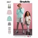 Wykrój Simplicity 8807