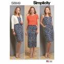 Wykrój Simplicity 8849