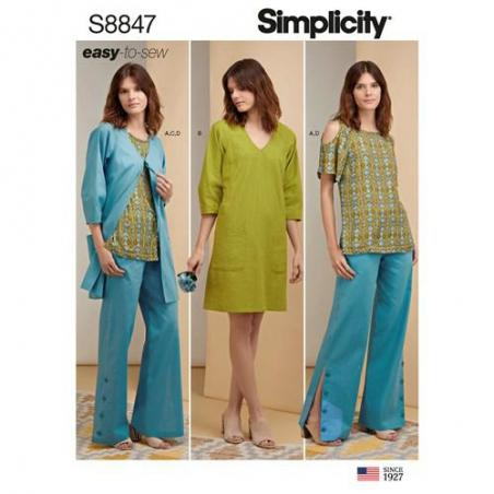 simplicity 1 s8847