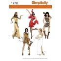 Wykrój Simplicity 1770