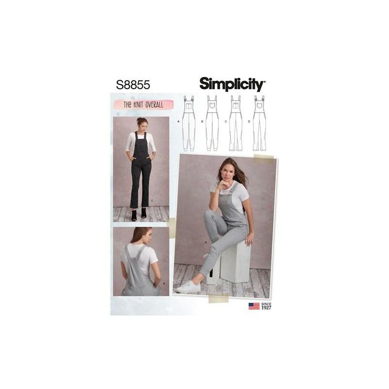 Wykrój Simplicity 8855