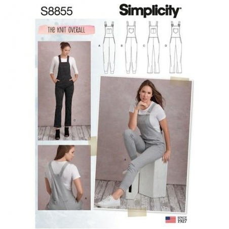 simplicity 1 s8855