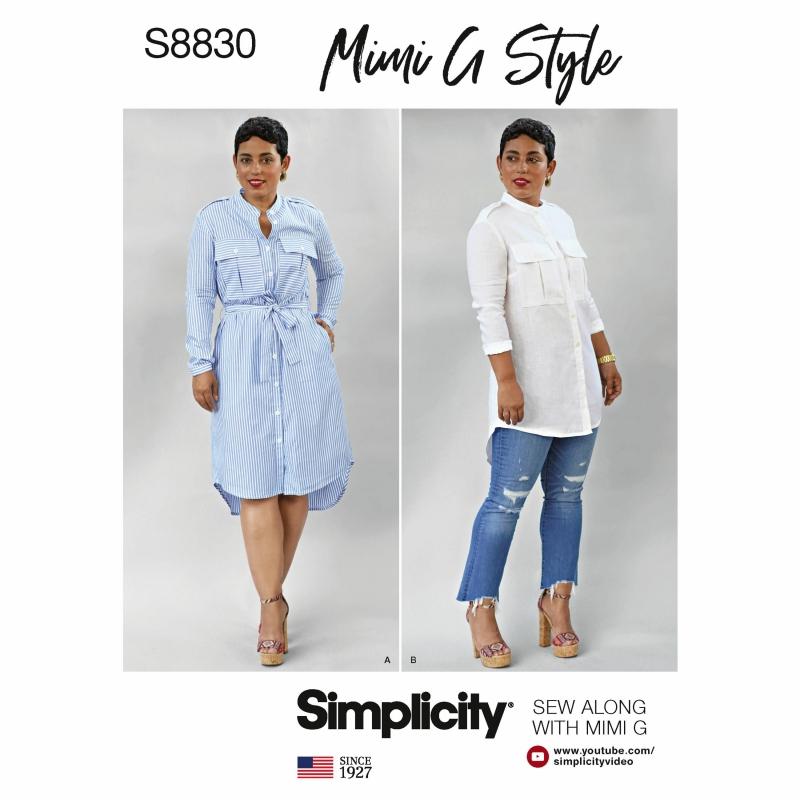 Wykrój Simplicity 8830