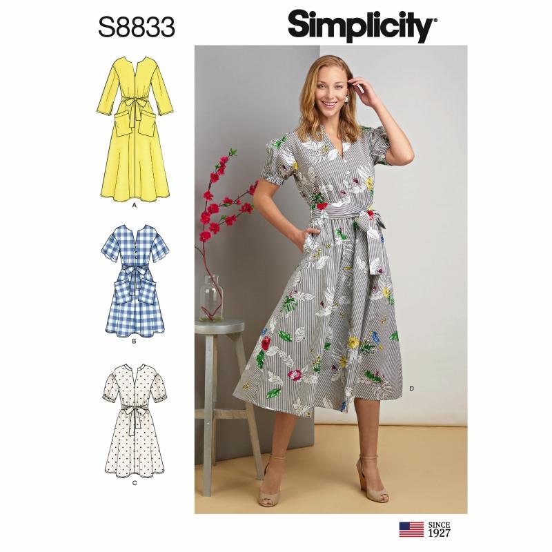 Wykrój Simplicity 8833