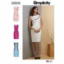 Wykrój Simplicity 8836