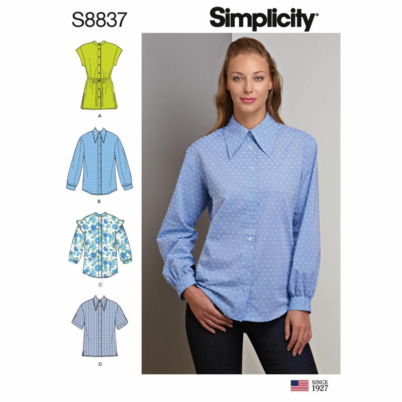 Wykrój Simplicity 8837