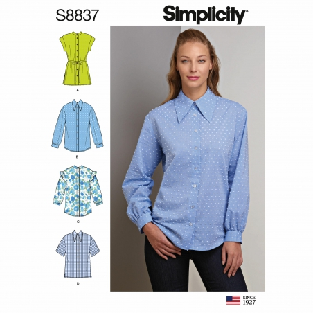 simplicity s8837