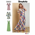 Wykrój Simplicity 8832