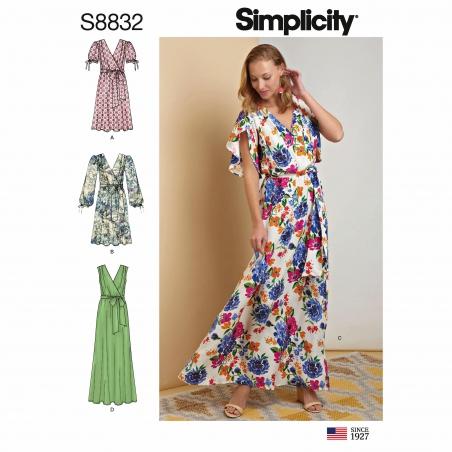 simplicity  s8832